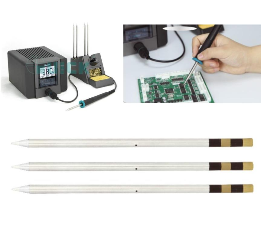 TS1200 intelligent lead-free soldering station