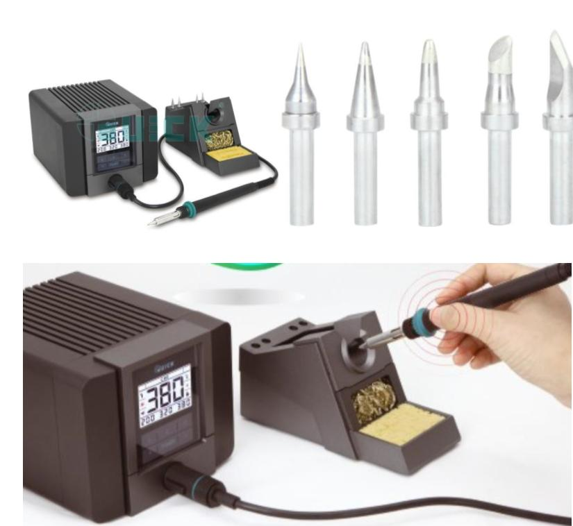 TS2200 intelligent lead-free soldering station