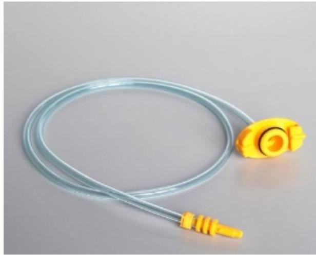 Ống PE sử dụng trong các máy bơm keo công nghiệp